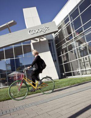 Sede del gigante tecnólogico en Mountain View, Silicon Valley.