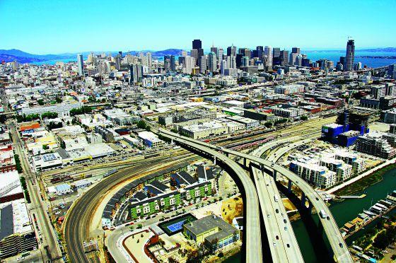El SOMA, el barrio de San Francisco que acoge a la mayoría de españoles de Silicon Valley.