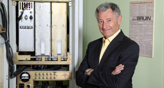 Leonard Kleinroc, uno de los padres fundadores de Internet.