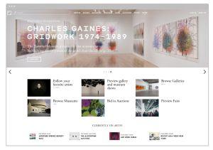 El arte renace en la red