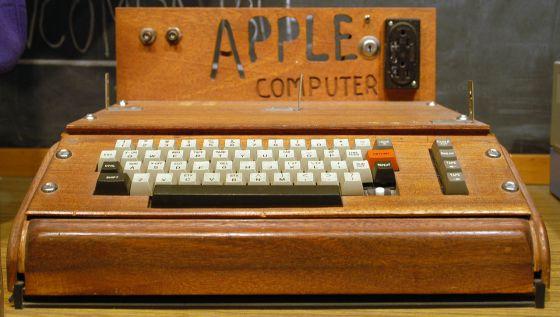 Apple I, una joya en la basura