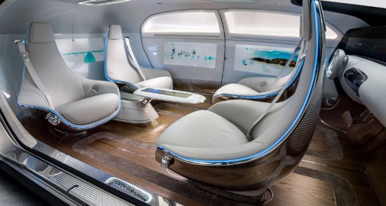 Futuro sem motorista