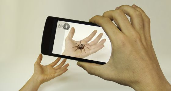 Psious, la startup española que intenta curiar fobias con realidad virtual.