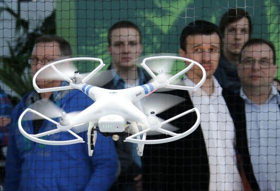 ¿Buscas trabajo? Piensa en los drones