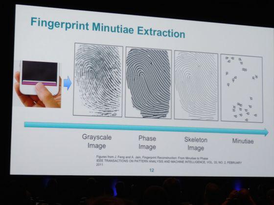 Consiguen 'hackear' el sensor de huella dactilar en los Android