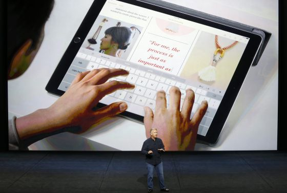 Nuevo iPad Pro de Apple