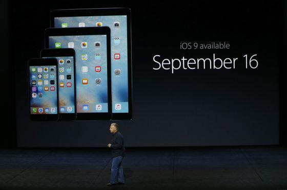 ¿Debo actualizar mi teléfono a iOS 9?