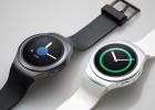 Samsung lanza en España su reloj inteligente G2, con esfera circular