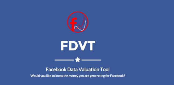 Herramienta de medición del valor de cada usuario en Facebook.