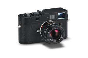 La cámara Leica M Monochrom.