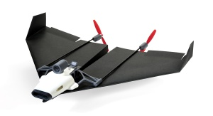 El dron Powerup FPV.