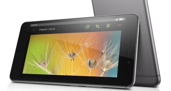 El teléfono Lenovo Phab Plus