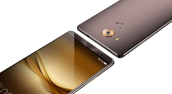 Huawei encuentra compañero para Nexus en la gama alta: Mate 8
