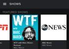 Spotify añade canales de televisión
