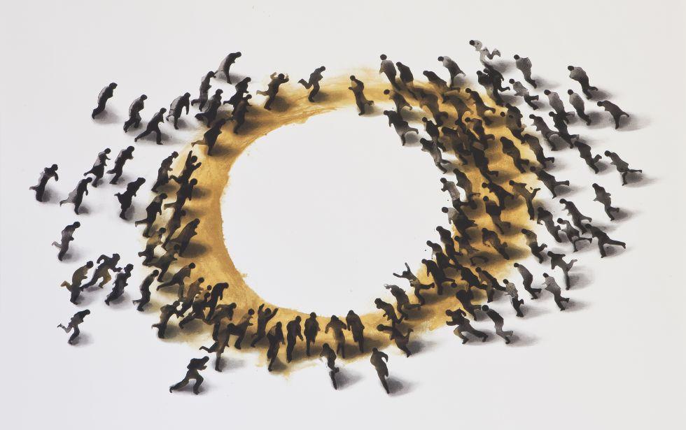 'Sín título, 2001'