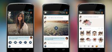 Los chats de estas aplicaciones son cada vez más directos y ágiles.