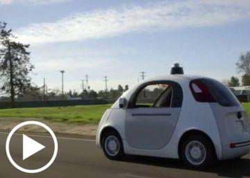 Google diseña un camión de reparto sin conductor