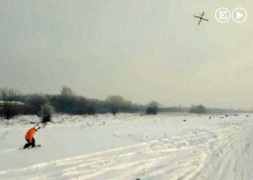 Los drones autónomos ultraveloces se abren paso entre obstáculos