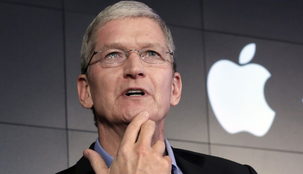 Tim Cook, consejero delegado de Apple