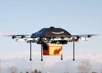 Amazon, autorizado para hacer pruebas con drones repartidores