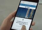 Casi la mitad de los internautas solo lee la versión web de los diarios