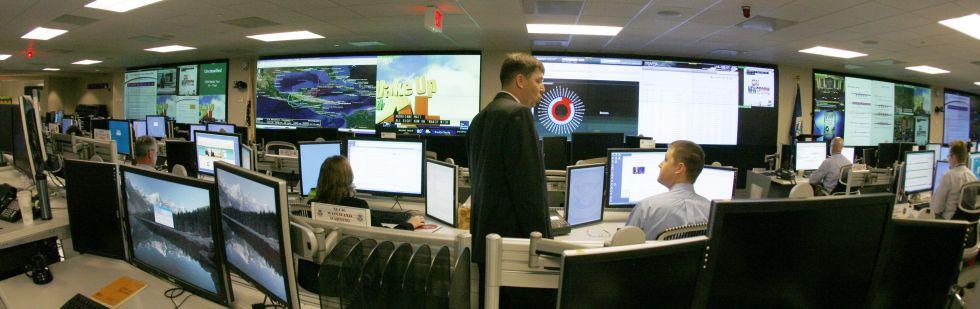 El centro de ciberseguridad nacional de EE UU.