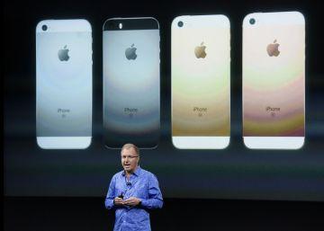 Apple presenta el iPhone SE, su móvil nuevo más barato