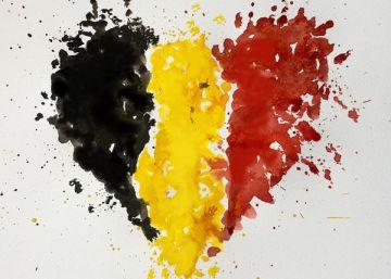 Solidaridad con Bruselas en Twitter