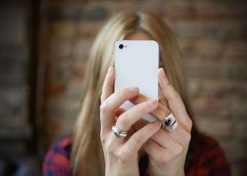 Su móvil no está vibrando