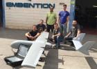 Un dron español liberará moscas para combatir la enfermedad del sueño