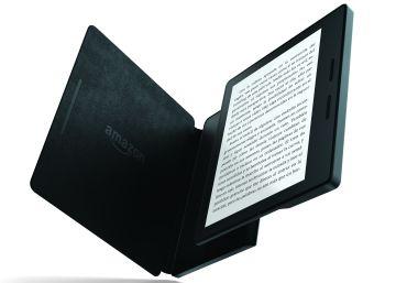 Amazon lanza su nuevo Kindle Oasis, más fino y ligero