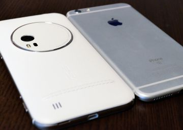 La fotografía se reinventa: de lentillas que sacan fotos a móviles con dos cámaras