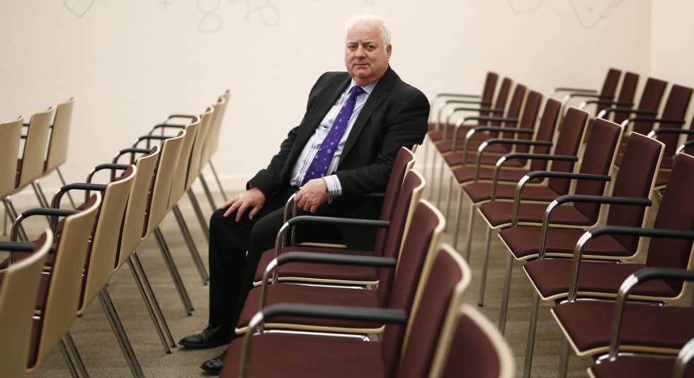 John Lyons, fundador de Alianza Internacional de Protección de Seguridad Cibernética.