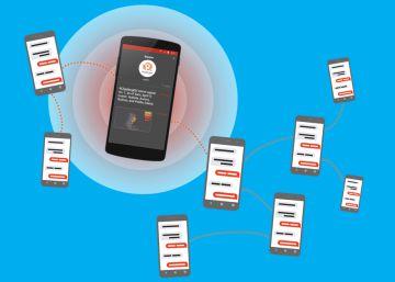 Firechat crea un sistema de alertas para catástrofes