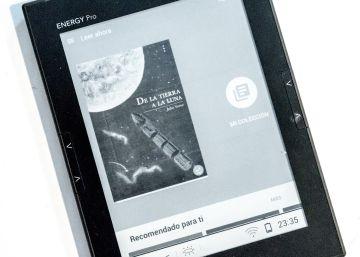 El 'eReader' con Android que planta cara a los Kindle
