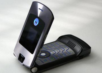 Motorola RAZR, el retorno de un 'dinosaurio'