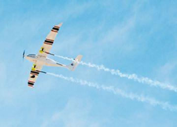 Drones que vuelan hasta las nubes para provocar lluvia en épocas de sequía