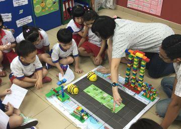 La escuela del futuro ya existe en Singapur