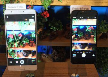 Asus pisa los talones a Samsung y Apple con sus Zenfone 3
