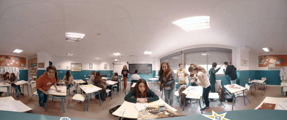 La realidad virtual ayuda en la lucha contra el 'bullying'