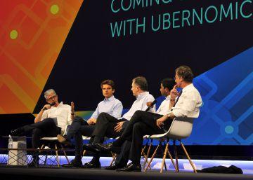 Viva Tech confirma que la 'uberización' ha llegado para quedarse