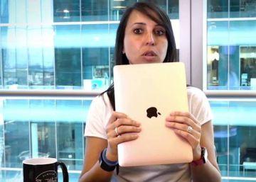 Así es el nuevo MacBook