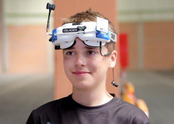 El niño que se convirtió en el mejor piloto de drones del mundo
