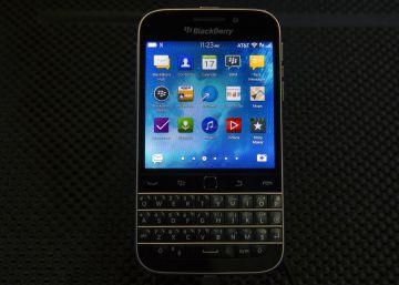 Adiós a la Blackberry clásica con teclado