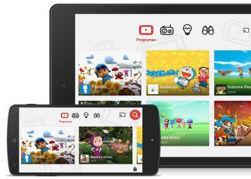 YouTube Kids: el gran portal de vídeo lanza en España su versión para niños