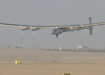 'Solar Impulse 2' aterriza en El Cairo