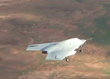 Taranis, el dron de guerra británico más sofisticado