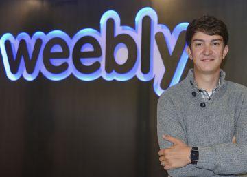 Weebly, la web fácil, se estrena en español