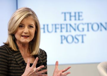 Arianna Huffington anuncia su salida de 'The Huffington Post'