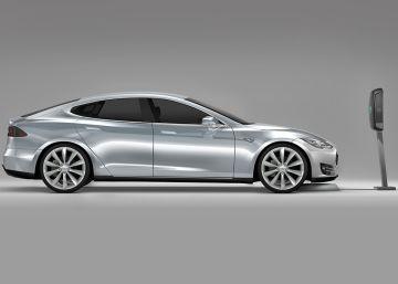 El Tesla S Model ahora se puede cargar sin cables